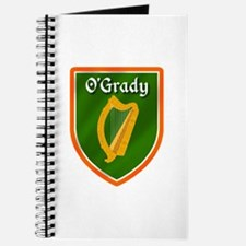 O'Grady Ancestry Crest Journal