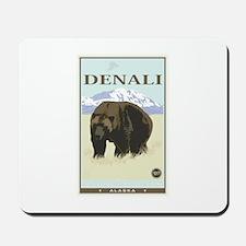 National Parks - Denali Mousepad