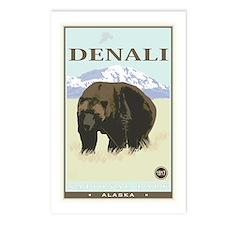 National Parks - Denali Postcards (Package of 8)