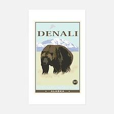 National Parks - Denali Decal