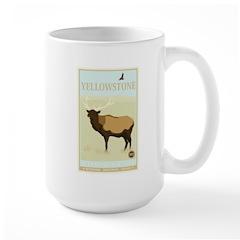 National Parks - Yellowstone Mug