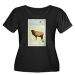 National Parks - Yellowstone Women's Plus Size Sco