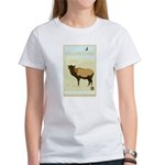 National Parks - Yellowstone Women's T-Shirt