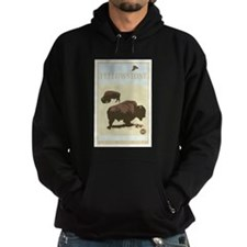 National Parks - Yellowstone Hoodie