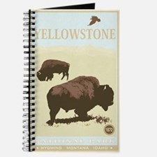 National Parks - Yellowstone Journal