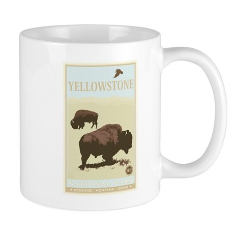 National Parks - Yellowstone Mug