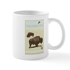 National Parks - Yellowstone Small Mugs