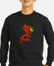 Red Dragon/Yellow Ball T