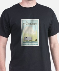 National Parks - Yosemite T-Shirt