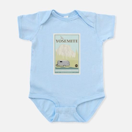 National Parks - Yosemite Infant Bodysuit