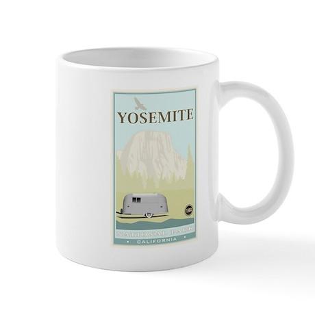 National Parks - Yosemite Mug