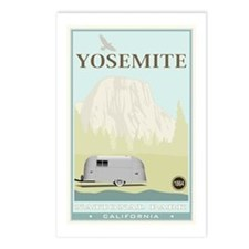 National Parks - Yosemite Postcards (Package of 8)