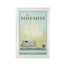 National Parks - Yosemite Rectangle Magnet