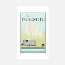 National Parks - Yosemite Decal