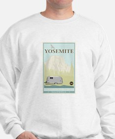 National Parks - Yosemite Sweatshirt