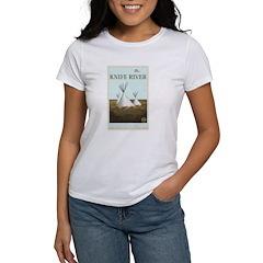 National Parks - Knife River Women's T-Shirt