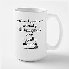 Curmudgeon Mugs