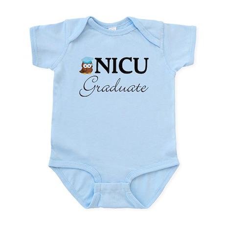 NICU Graduate Baby Boy Infant Bodysuit