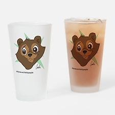 Bubblypumpkin Drinking Glass