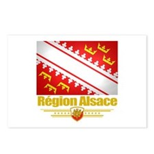 Alsace Region Postcards (Package of 8)