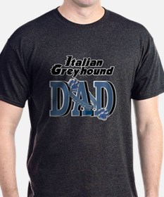 Italian Greyhound DAD T-Shirt