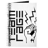 Rage Journals & Spiral Notebooks