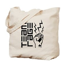 Unique Fist Tote Bag