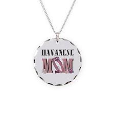 Havanese MOM Necklace