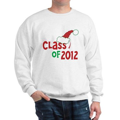 Class 2012 Christmas Sweatshirt