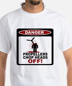 Skydiver - Propeller Accident Shirt
