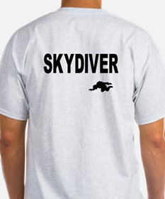 Skydiver - Propeller Accident T-Shirt