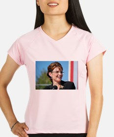 Sarah Palin Performance Dry T-Shirt