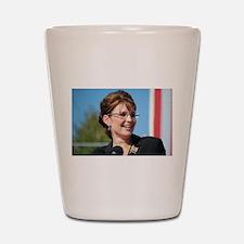 Sarah Palin Shot Glass