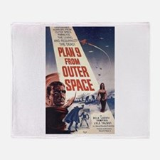 Plan 9 Throw Blanket