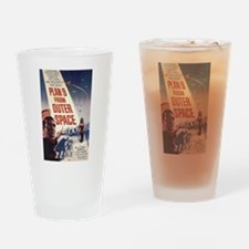 Plan 9 Drinking Glass