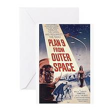 Plan 9 Greeting Cards (Pk of 10)