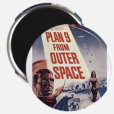 "Plan 9 2.25"" Magnet (100 pack)"