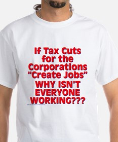 $19.99 Tax Cuts for Corporations Shirt
