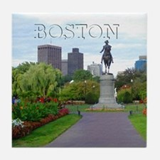 Boston Tile Coaster