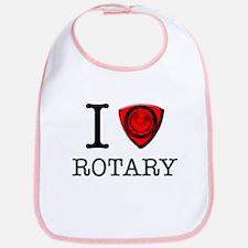 Funny Rotary Bib
