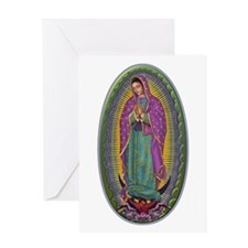 15 Lady of Guadalupe Greeting Card