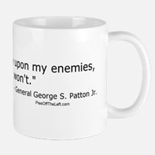 General Patton: God have mercy Mug