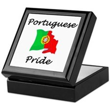 Portuguese Pride Keepsake Box