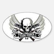 Modern Task Force Warfare Decal