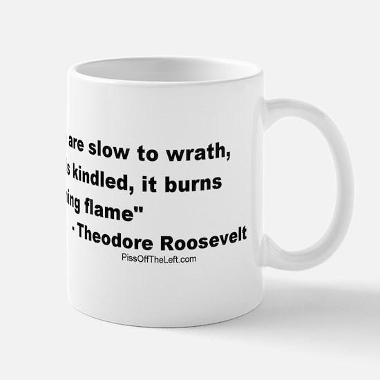 Roosevelt: The American people Mug