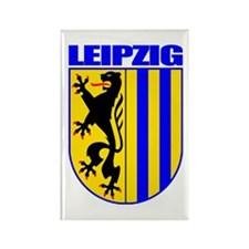 Leipzig Rectangle Magnet