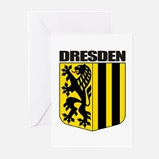 Dresden Greeting Cards (Pk of 10)