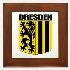 Dresden Framed Tile