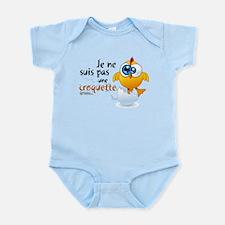 Je ne suis pas une croquette - Infant Bodysuit