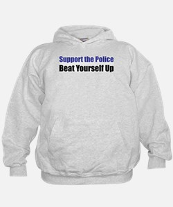 Support the Police Hoodie